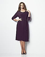 MAGISCULPT Jersey Dress Length 43in