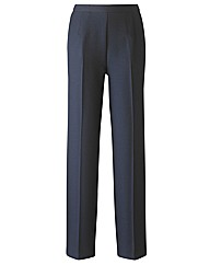 Slimma Adjustable Waist Trousers 27in