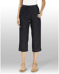 Crop Trousers Length 21