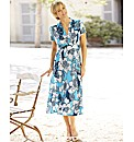 Floral Dress Length 48in