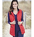 Dannimac Quilt Pattern Gilet