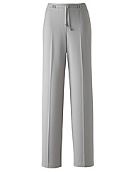 Classic leg Pull On Trousers Length 28in