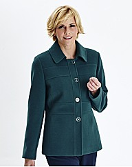 Jacket With Collar