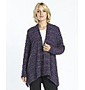 Edge to Edge Textured Cardigan