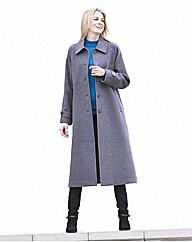 Dannimac Longline Coat Length 44in