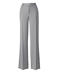 Slimma Wide Leg Stripe Trouser L28in