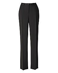 Slimma Classic Leg Stripe Trouser L28in