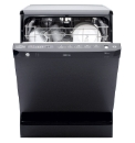 Beko Dishwasher Black + Install