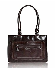 Jane Shilton Shamrock Shoulder Bag