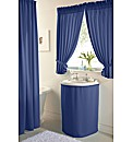 Plain Dye Single Shower Curtain