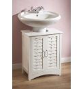 Basketweave Slimline Underbasin Unit