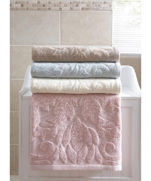 Ruskin Jacquard Bath Sheet