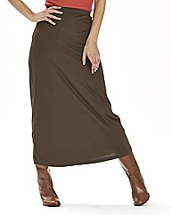 Jersey Skirt 34in
