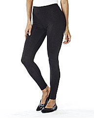 Jersey Leggings Length 28in