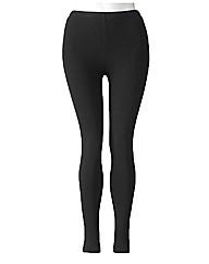 Jersey Leggings Length 28in