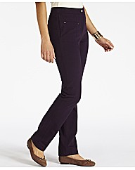 MAGIFIT Straight Leg Trousers 27in