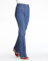 MAGIFIT Jean Bootcut 28in