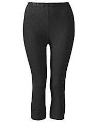 Jersey Leggings Length 19in
