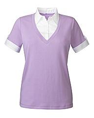 Short Sleeved Jersey Top