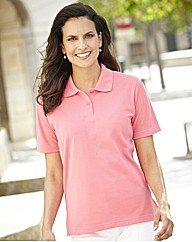 Plain Collared Polo Shirt