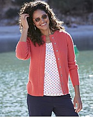 Press Stud Cardigan