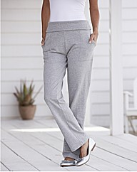 Straight Leg Leisure Trousers 29in