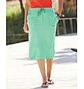 Cargo Pull On Skirt