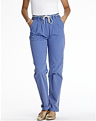 Chino Trousers Length 27in