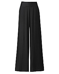 Palazzo Plain Trousers 28in
