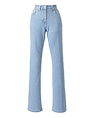 Bootcut Jeans Long Length 34in