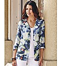 Print Soft Jacket