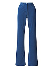 Bootcut Cord Jeans 32in