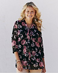 Print Tunic With Cami