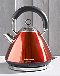Morphy Richards Accents Pyramid Kettle