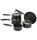 Hells Kitchen 5 Piece Non-Stick Pan Set