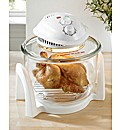 12L Halogen Oven With Extender Ring