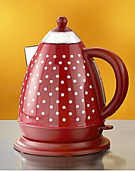 Polka Dot Kettle