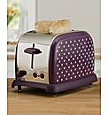Polka Dot Toaster