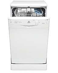 Indesit 10 Place Setting Dishwasher + In