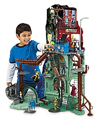 Teenage Mutant Ninja Turtle Lair Playset