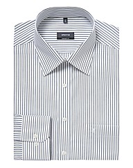 Eterna Mighty Fine Striped Shirt