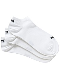 Puma 3 Pack Sport Ankle Socks