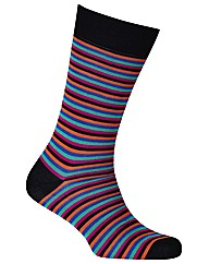 Peter Jones Olympia Striped Socks