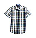 &Brand Mighty Multi Check Shirt