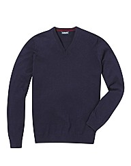 &Brand Mighty V Neck Jumper
