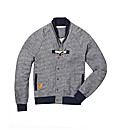 Kayak Tall Shawl Collar Cardigan
