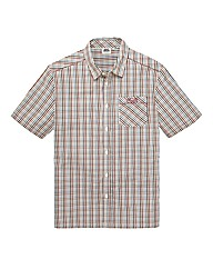Weird Fish Mighty Country Check Shirt