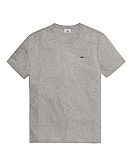 Lacoste Mighty Plain Crew Neck T Shirt