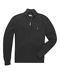 Polo Ralph Lauren Mighty Half Zip Sweat