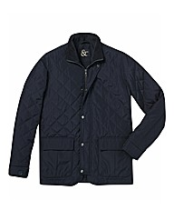 &Brand Tall Quilted Jacket